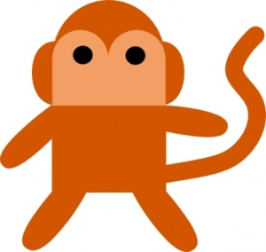 cheeky-monkey-clip-art