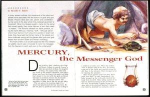Odyssey Magazine  Story - Rosalie F. Baker Art - JAZarins