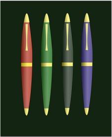 pens clipart