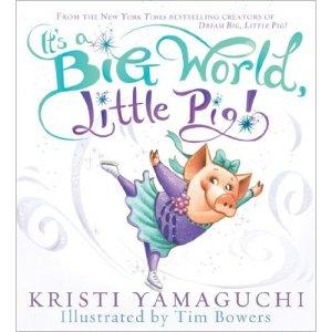 Kristi Yamaguchi's latest book