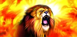 30-roaring-lion-fire