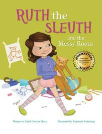 cover:Ruth The Sleuth