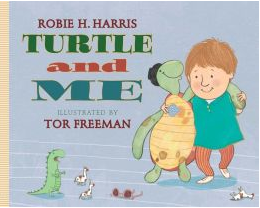 TURTLE AND ME COVER