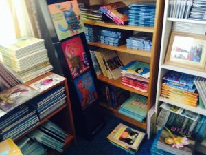 jane's book room