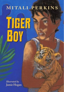 TIGER BOY new cover