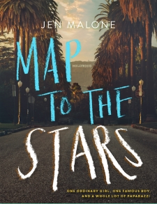 map hollywood cover with tagline