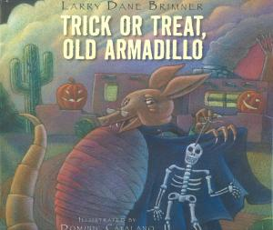 TrickorTreat-Larry Brimner cover