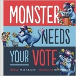 Monster Needs Your Vote cover