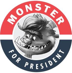 Monster_Button_vector