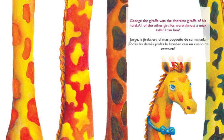 Createspace+Giraffe+-+Spanish2