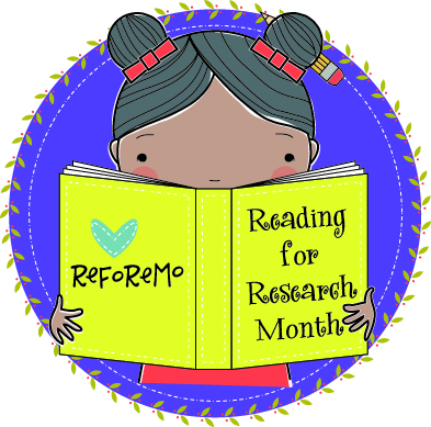 READINGforRESEARCH - Logo