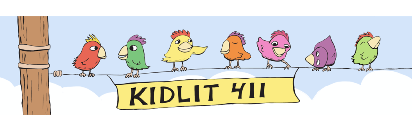 kidlit banner birds wire