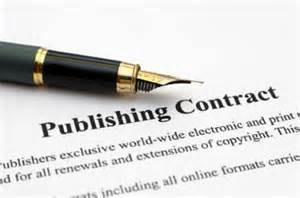 publishing contract art