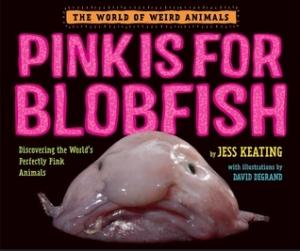 PinkIsForBlobfish_Cover