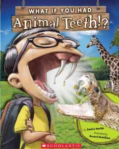 AnimalTeeth COVER