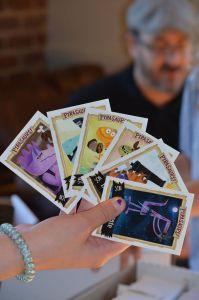 pirasaurs collectible cards
