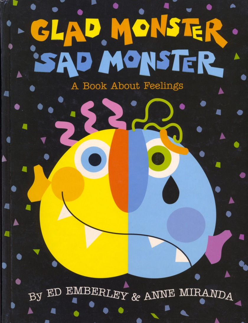 W Glad Monster Sad