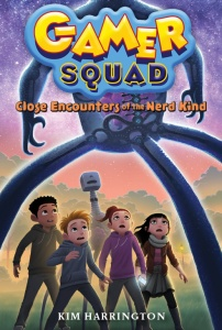 Gamer Squad 2_Close Encounters cover