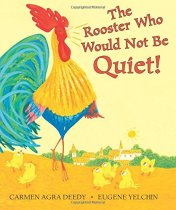 Rooster Who wouldn't stay quiet image