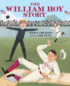William Hoy cover