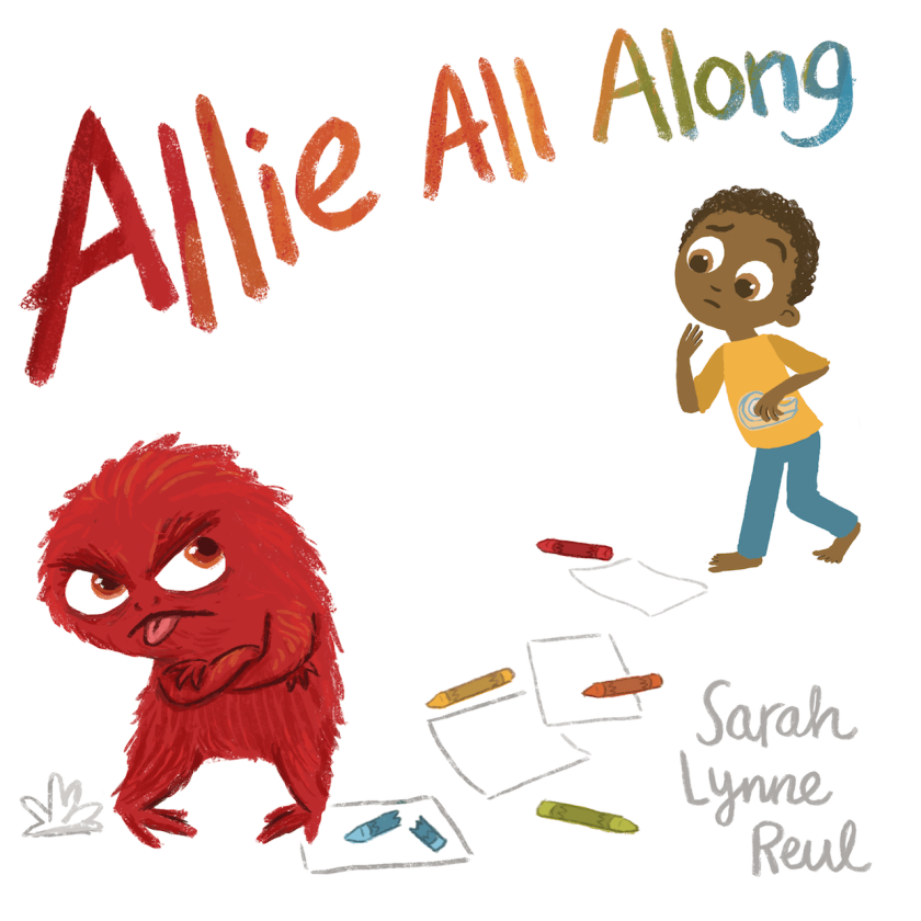 Allie All Along cover