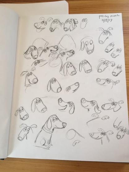 pets dog rework