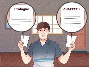 Prologue vs Chapter 1