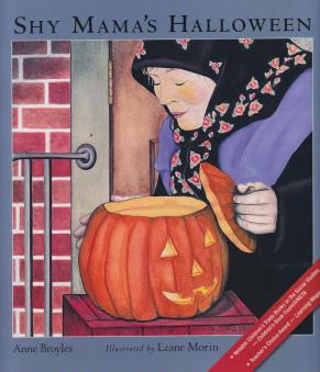 SHY MAMA'S HALLOWEEN COVER