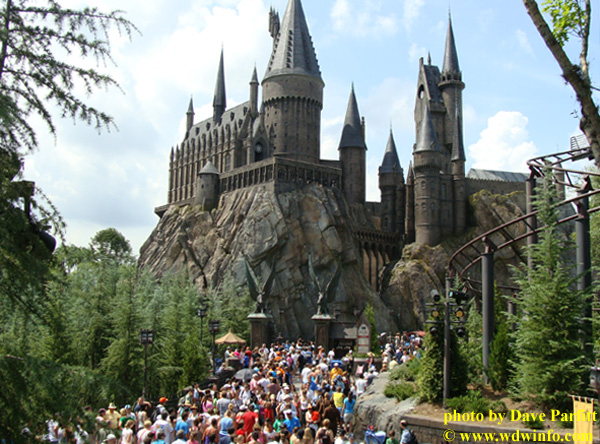 Harry Potter at Universal image