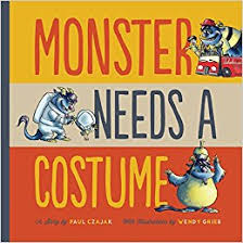 Monster Needs a Costume image