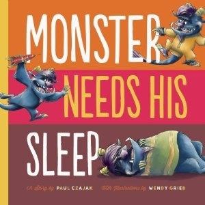 Monsterneedshissleepcover