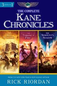 The Kane Chronicles image