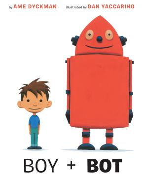 BOY + BOT COVER--NO LINES
