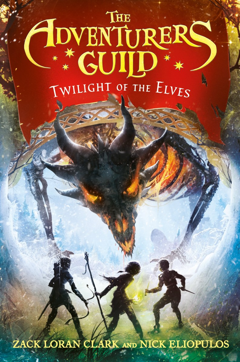 Twilight Of The Elves Middle Grade Adventure Writers