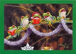 Frog chorus image