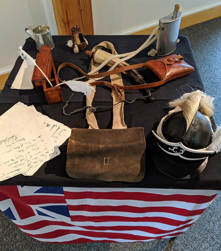 W Soldier's kit