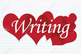 Writing with hearts
