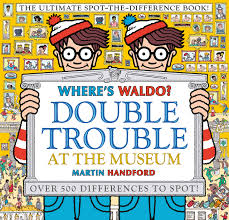 where's waldo double trouble cover