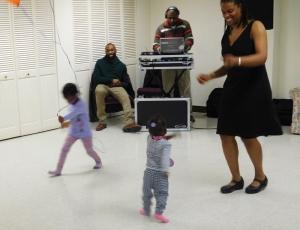 Valerie Dancing
