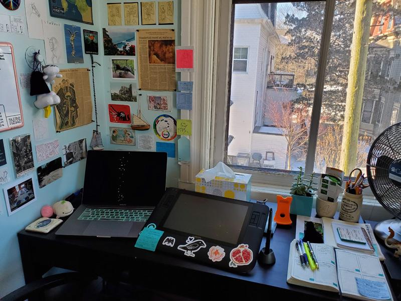 W- Workspace