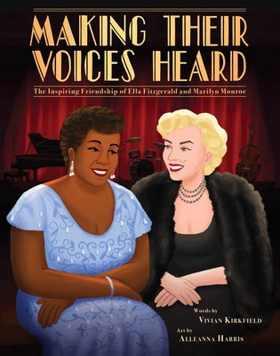 Cover of Making Their Voices Heard